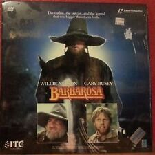 Barbarosa Laser Disc (not dvd)