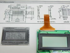 DV-16400S2RB LCD 16X4 4 LINES 16 CHARACTERS DISPLAY USA FAST SHIP - 2 PIECES