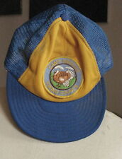 Boy Scouts VIKING COUNCIL CAMP HERITAGE Mesh Farmer's Hat