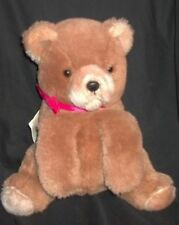 RUSS P.J. THE BEDTIME BEAR 1982 Vintage Plush Teddy w/ Tags DUPONT Hard to Find