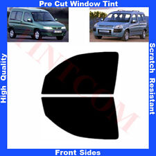 Pre Cut Window Tint Citroen Berlingo 5 Doors 1997-2009 Front Sides Any Shade