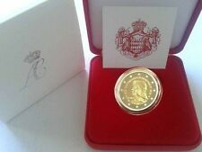 2 Euro Commemorative Coin Monaco 2012-  LUCIEN GRIMALDI - Proof