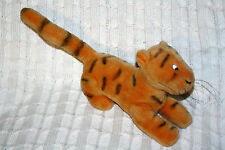 Disney Gund Classic Pooh Tigger Plush stuffed orange black Winnie Pooh Character