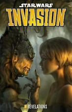 Star Wars: Invasion Vol 3: Revelations by Taylor & Wilson 2012 TPB Dark Horse