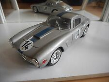 Jouef Ferrari 250 Berlinetta GT in Grey on 1:18