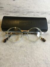 Oliver Peoples Woodbury RARE CIRCA 1987 Limited Frame Japan 46-21-145 BECR Vinta
