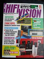 HIFI VISION 11/93 TECHNICS SE A, SU C 2000,PROTON AP 400,AA 461,YAMAHA CX, MX 1