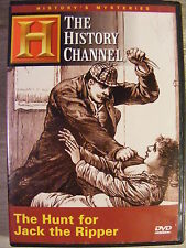 The Hunt for Jack the Ripper (DVD, 2005) History Channel