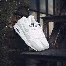 UK 5.5 Womens Nike Air Max 1 Essential Running Gym Casual Trainers (599820 111)