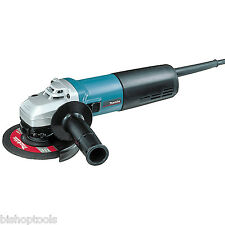 Makita 9564CV Electric SJS High Power 12Amp Angle Grinder NEW Super Joint System