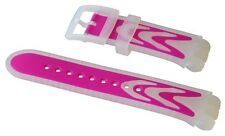"ORIGINAL SWATCH FUN SCUBA ARMBAND ""ROSE WATER"" (ASUGK103) NEUWARE"