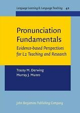 Language Learning and Language Teaching: Pronunciation Fundamentals :...