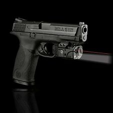 Crimson Trace Rail Master Pro Universal Red Laser Sight & Tactical Light CMR-205