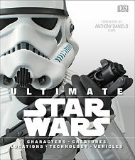 Ultimate Star Wars  by Ryder Windham,Adam Bray and Daniel Wallace (Hardcover)