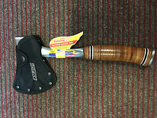 Estwing Sportsman's Axe - E24A - Leather Grip - Free Next Day Delivery*
