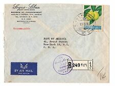 Liban - 7 Postally Used Covers - Saradar - AHLI - KHALIJ ......  LOT ( LEB 077)