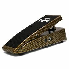 Mission Engineering SP-25-M Pro Aero Dual Channel Expression Pedal gold carbon
