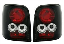 BLACK REAR LIGHTS FOR VW PASSAT 3BG ESTATE TOURING AVANT 10/00-8/05 NICE GIFT