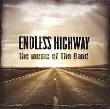 The Band - Endless Highway - Various Artists    *** BRAND NEW 3 CD SET ***