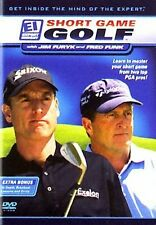 Short Game Golf with Jim Furyk and Fred Funk (DVD, 2007) FREE 1ST CLASS SHIPPING
