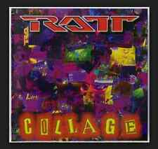"Ratt ""Collage"" CD, brand new & factory shrinked Stephen Pearcy Warren DeMartini"