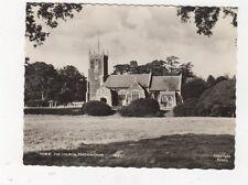 The Church Sandringham RP Postcard 521a