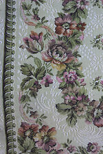 PAIR-OF-ANTIQUE-FRENCH-CURTAINS-TAPESTRY-DRAPES-CA-1880-N7