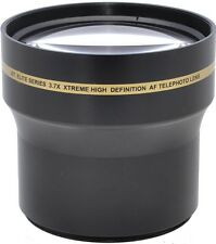 3.7X TELE ZOOM LENS FOR PENTAX K50 K2 K30 K-S1 K-5 K1000D FITS ALL PENTAX DSLR