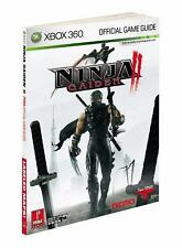 Ninja Gaiden 2: Prima Official Game Guide (Prima Official Game Guides)-ExLibrary