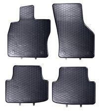 G815 Gummimatten Gummifußmatten 4-teilig für VW Passat B8 | VW Golf Sportsvan