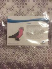 Not RSPB Birdlife Australia Pin Badge Galah