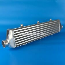 """Front mount alloy intercooler 550 x 140 x 65mm core universel (2.25"""" in/out)"""