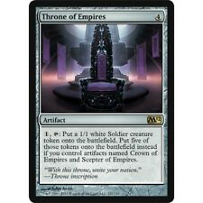 MTG core set M12 1 x 1x Throne of Empires x1 MINT PACK FRESH UNPLAYED 2012