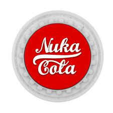 PVC 3D Morale Patch Nuka Cola Fallout Paintball Airsoft Military Tactical
