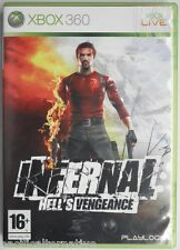 OCCASION complet jeu INFERNAL HELL'S VENGEANCE pour xbox 360 game francais tir