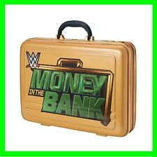 *WWE MONEY IN THE BANK BRIEFCASE COMMEMORATIVE FULL SIZE ADULT REPLICA NEW*