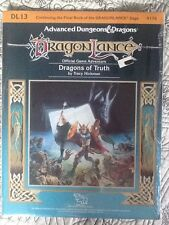 Advanced Dungeons & Dragons DragonLance DL13 Dragons of Truth New Unopened AD&d