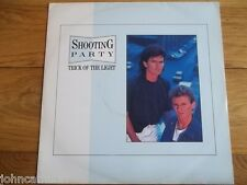 "SHOOTING PARTY - TRICK OF THE LIGHT 12"" RECORD - SIREN RECORDINGS - SIREN 7-12"