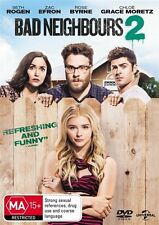 BAD NEIGHBOURS 2 DVD NEW SEALED R4 SETH ROGEN ZAC EFRON 2016