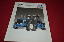 Ford Versatile Tractor 276 BiDirectional Tractor Dealers Brochure YABE3