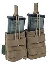 Warrior Assault Double Open Mag Pouch Tasche G36 Coyote