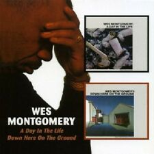 Wes Montgomery A Day In The Life/Down Here On The Ground CD NEW SEALED Jazz