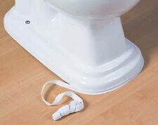 NASTRO del sigillante bianco Bagno WC Lavandino Vasca da Bagno fughe DOCCIA Adesivo Impermeabile