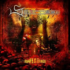 """Scornage """"reaFEARance"""" CD [FINEST OLD SCHOOL THRASH METAL FROM GERMANY]"""