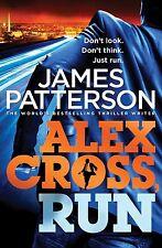 Patterson, James Alex Cross, Run: (Alex Cross 20) Very Good Book