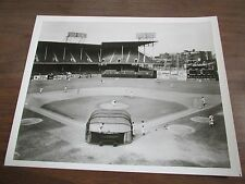 BROOKLYN DODGERS EBBETS FIELD  8 X 10 B.P.  PHOTO- FREE SHIPPING IN THE USA