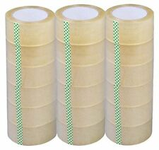 """New 18 Rolls-2""""x110 Yards(330' ft) Box Carton Sealing Packing Package Tape"""