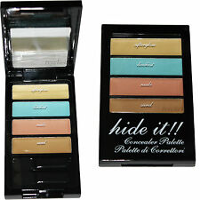 Technic Hide It! Concealer Palette Glow Nude Sand Corrector Eye Dark Circle New
