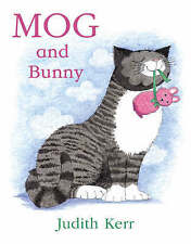 MOG AND THE BUNNY by JUDITH KERR ~ Enchanting children's classic book