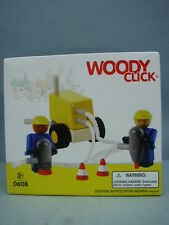 Woody Click Constuction Compresser Set #0608 NRFB by Alsuna